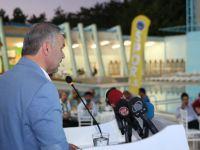Başkan Çelik Spor A.Ş.'nin faaliyetleri anlattı