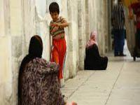 Kavşaklarda dilenen 12 çocuğa ve 3 aileye cezai işlem uygulandı