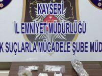 Uyuşturucu operasyonunda 5 kişi gözaltına alındı