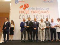 Kayseri Büyükşehir'e 2 ödül birden