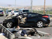 Kayseri'de Feci trafik kazası: 4 ölü