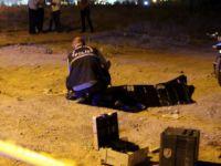 Yıldırımbeyazıt'ta Motosikletten düşen çocuk öldü