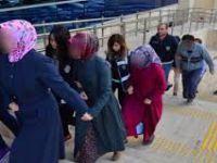 Kayseri'de Bylock operasyonu 13 kişi tutuklandı İsim listesi