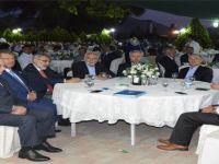 MECLİS BAŞKANI KAYSERİ ŞEKER'DE