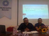 Medeniyetin Burçları Derneği Başkanı Ali Dursun FETÖ, İslam dünyasının Truva atıdır