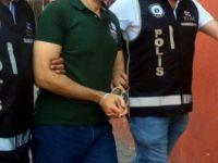 Kayseri'de FETÖ şüphelisinin evinden 7 adet 1 dolar çıktı