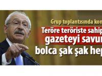 Kılıçdaroğlu Cumhuriyet gazetesine sahip çıktı