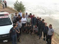 Yılanlı Dağı'ndaki yangın 8 saatte 100 kişilik ekip tarafından söndürüldü