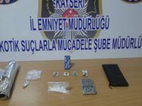 Kayseri'de Dev Uyuşturucu Operasyonu: 11 kişi gözaltına alındı