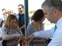 Kayseri'de Doğal ürünler bahçesi ve pazarı açıldı