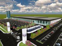 Nursaçan Kayseri Uluslararası  Fuar ve Kongre Merkezi: