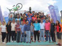 Uluslararası Erciyes Dağ Bisikleti Kupası tamamlandı