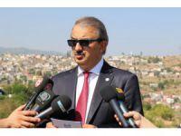 BAŞKAN EKİCİ, GAZETECİLER'E KENTSEL DÖNÜŞÜM PROJESİNİ ANLATTI