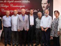Hiçyılmaz'dan CHP İl Başkanı Keskin'e Nezaket Ziyareti