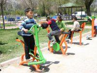 Melikgazi Belediyesi sporu mahallelere taşıdı