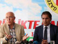 Mahmut Hiçyılmaz'dan Kayseri Gazeteciler Cemiyetine ziyaret