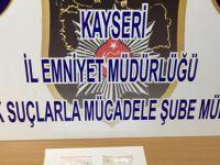 Battalgazi'de Uyuşturucu operasyonu: 1 gözaltı