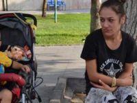 Kayseri'de Ayakkabı Boyacısı Kadına Devletten Yardım