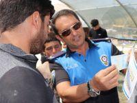 Kayseri polisi Kurbanlık satan besicilere Sahte para uyarısı yaptı