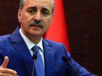 Numan Kurtulmuş: CHP, milletten özür dilemeli