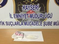 Sarız'da uyuşturucu operasyonu: 2 kişi gözaltına alındı