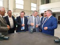 Başkan Çelik OSB'yi ziyaret etti