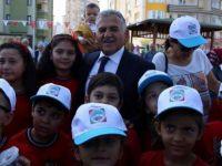 Melikgazi Eşref Bitlis Parkı vatandaşın hizmetinde