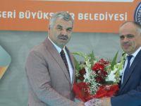 Mustafa Çelik, Yahyalı'nın vitrini olacak bir proje
