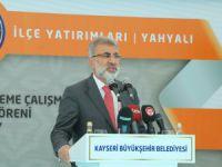 """Taner Yıldız: """"Beydeğirmeni Edirne'den Kars'a örnek bir proje"""""""