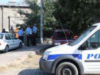 Kayseri'de Cami avlusunda bıçaklı kavga: 2 yaralı