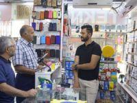 SP Melikgazi İlçe Başkanlığı esnaf ziyaretlerine devam ediyor