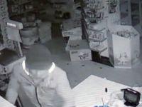 Kayseri'de Marketten sigara,ve meyve suyu çalan 19 yaşındaki genç tutuklandı