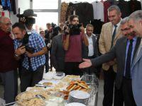 Çelik, Birleşik Kafkasya Derneği'nin yararına açtığı kermese katıldı