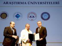 """ERÜ Rektörü Prof. Dr. Muhammet Güven: """"Önemli bir başarıya ulaştık"""""""