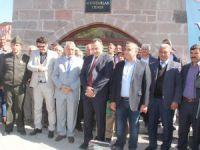 İncesu Belediye Başkanı Zekeriya Karayol Muhtarlar Odasını açtı