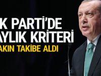 AK Parti'de adaylık kriteri! Erdoğan bizzat izliyor