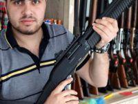 Kayseri'de İnternet üzerinden tüfek satımına silahçılardan tepki
