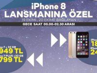 Bingöl ticaret iPHONE 8 Lansmanına özel fiyatlarla