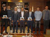 Başkan Hiçyılmaz, Hollanda Kayserililer Vakfı Heyetini konuk etti
