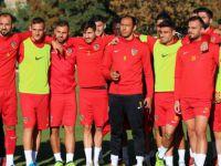 Kayserisporlu futbolculardan taraftara destek çağrısı