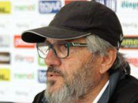 Konyaspor Teknik Direktörü Akçay, Kaybettiğimiz için üzgünüm