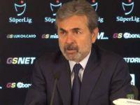 Fenerbahçe Teknik Direktörü Aykut Kocaman: