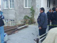 Eskişehir Bağları Danişmentgazi'de inşaat işçisi intihar etti