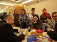 Talas'ta şeker hastalığı semineri verildi