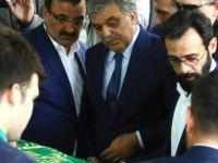 11. Cumhurbaşkanı Abdullah Gül'ün Amcası vefat etti
