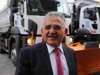 Çevre Temizlik Vergileri ile Melikgazi Belediyesi'ne iki araç alındı