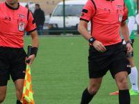 Kayseri'de Hakemin boğazını sıkan oyuncuya 16 maç ceza
