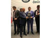 TKB'den Kocasinan Belediyesi'ne Başarı Ödülü