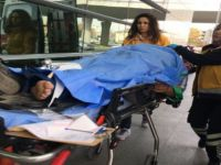 Kocasinan Akin'de trafik kazası: 3 yaralı