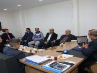 Büyükşehir engelli dernekleri ile bir koordinasyon toplantısı yaptı